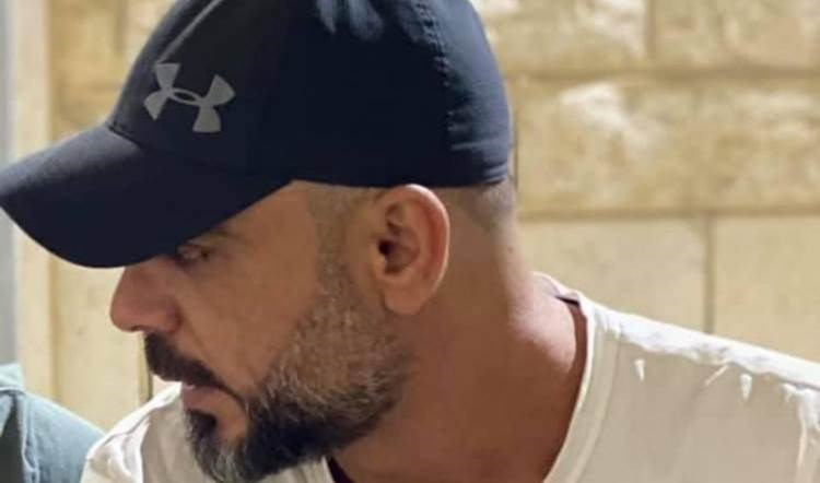El detenido palestino fallecido Abdo Al-Khatib Al-Tamimi.