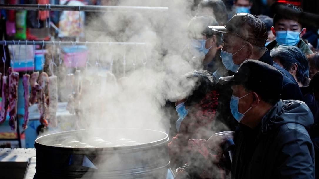 Covid-19: China rechaza nuevo estudio sobre el origen del virus