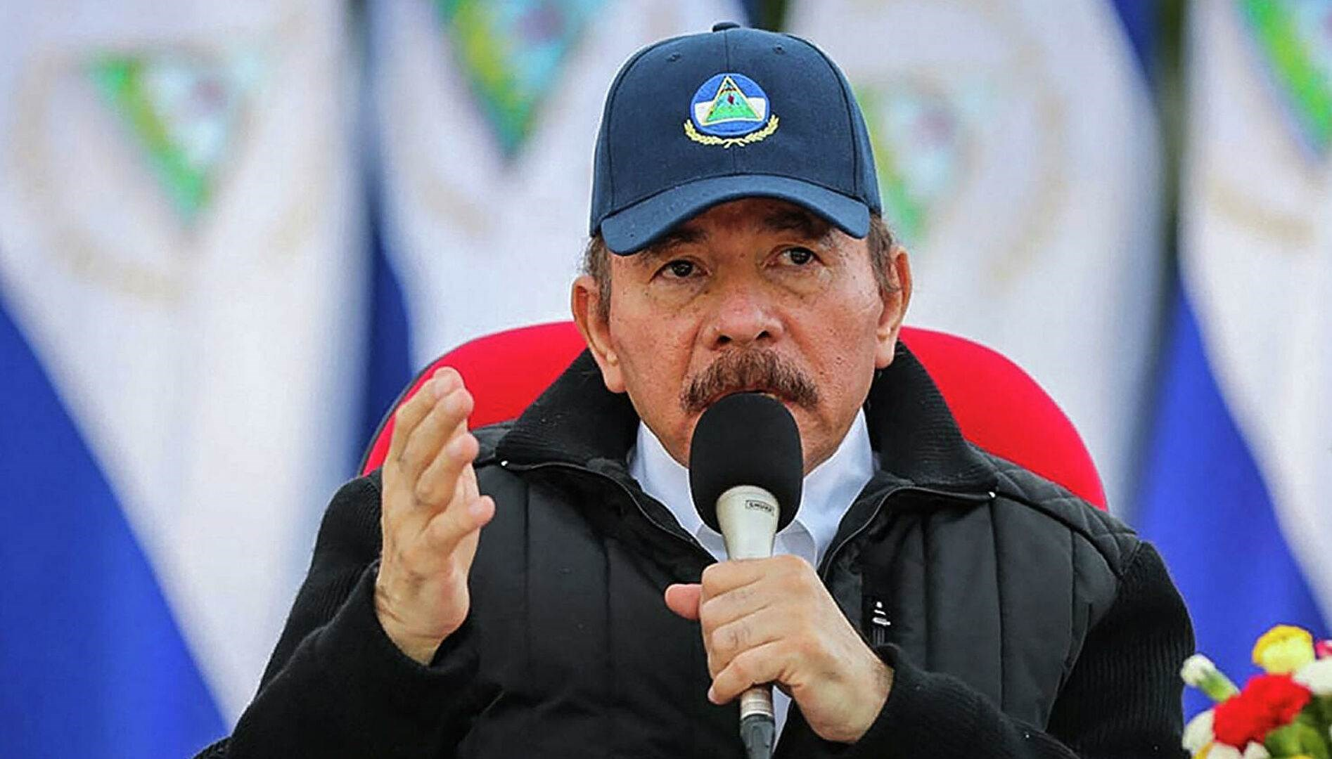 Evo Morales y Daniel Ortega denuncian los intereses detrás del 11- 9