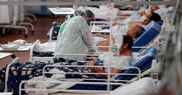 Estado brasileño de San Paulo sigue como centro epidémico de Covid-19