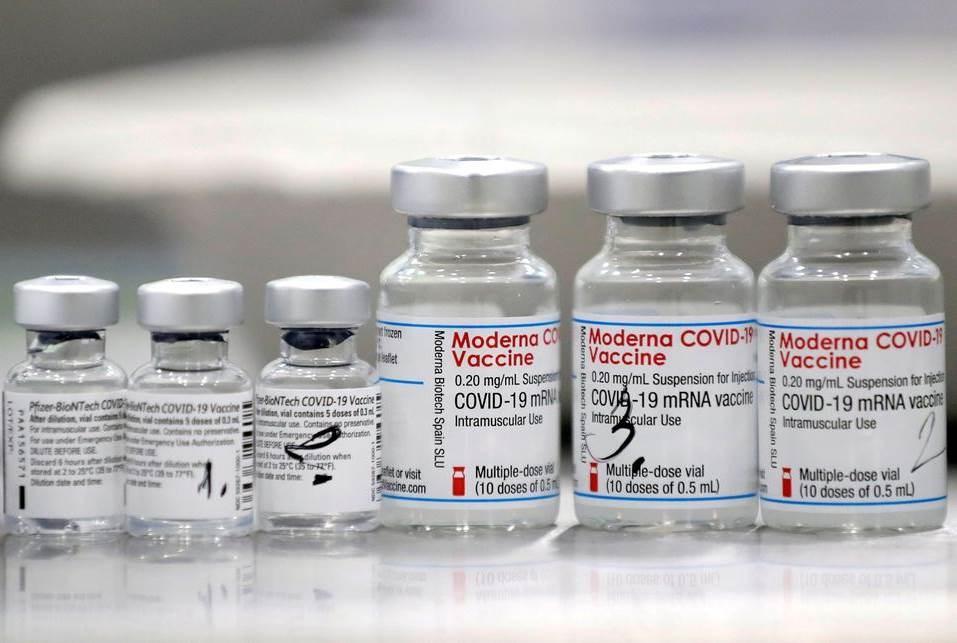 OMS respalda producción de vacunas Moderna en África