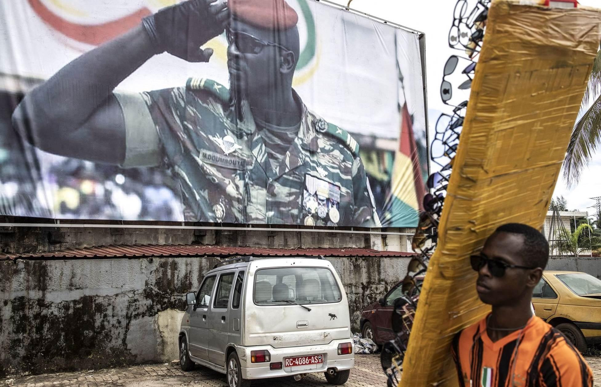 Anuncia junta militar guineana creación de gobierno civil