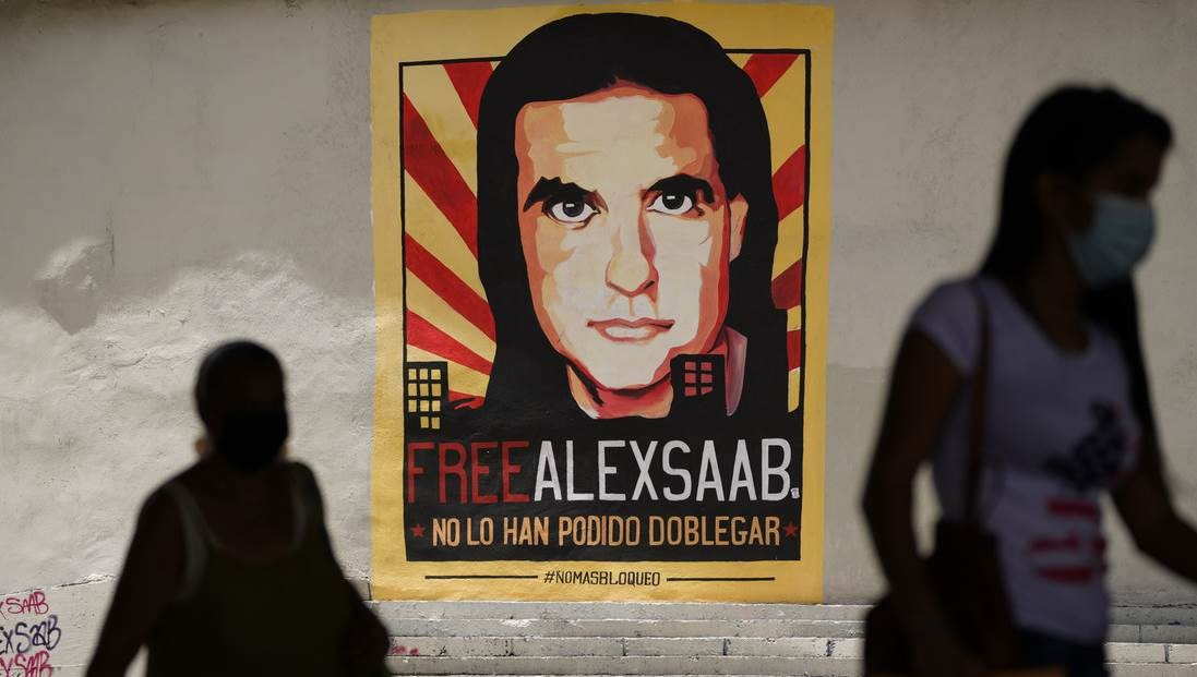 Venezuela incorpora a diplomático Álex Saab como miembro de la mesa de diálogo con la oposición