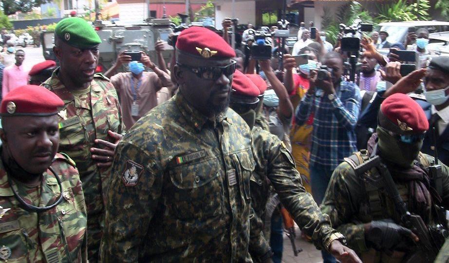 Comienzan en Guinea conversaciones para formar gobierno de transición