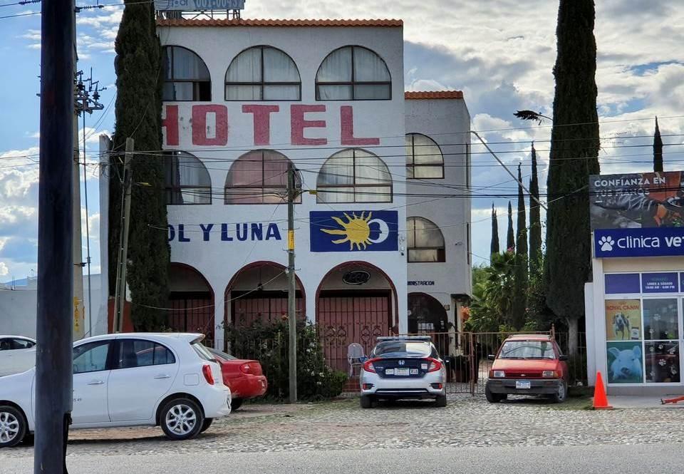 Rescatan a extranjeros secuestrados en un hotel de San Luis de Potosí