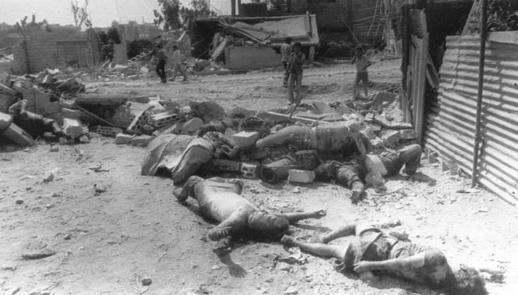 La masacre de Sabra y Chatila cumple 39 años