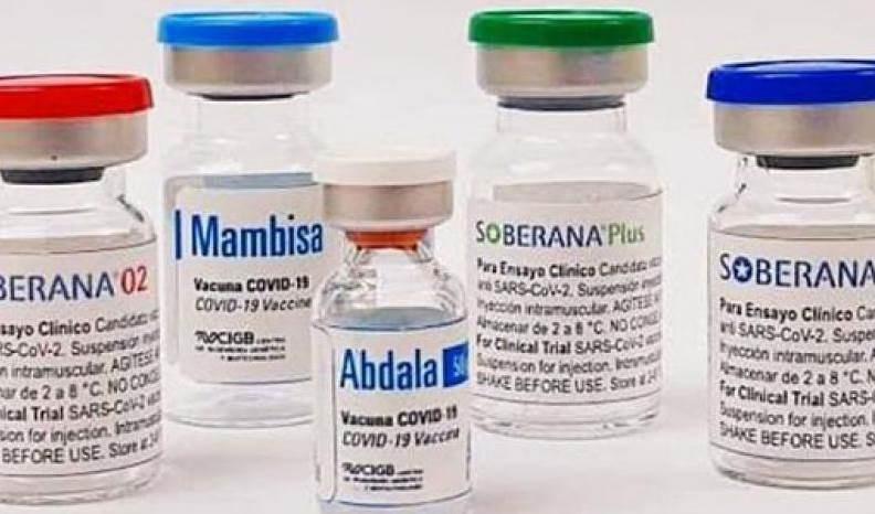 Destacan organismos internacionales vacunas antiCovid-19 de Cuba