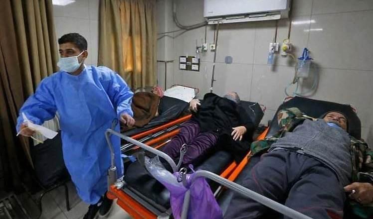 Alertan sobre aumento de casos de Covid-19 en Siria.