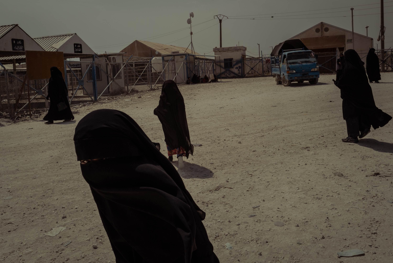 El infierno de los repatriados de al-Hol, en Siria (Foto: The Washington Post)