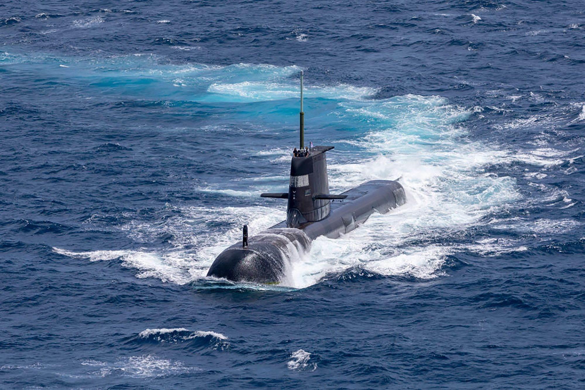 Mensaje estadounidense en la venta de submarinos nucleares a Australia
